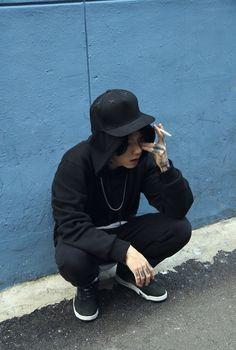 Bts Theory, Bad Boy Aesthetic, Boy Tattoos, Real Quick, Dark Photography, Ji Sung, Pretty Face, Bad Boys, Fashion Photo
