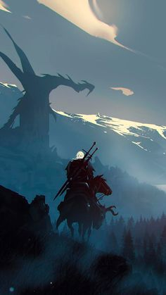 The Witcher phone wallpaper collection The Witcher Books, The Witcher Game, The Witcher Wild Hunt, The Witcher Geralt, Witcher Art, Witcher Monsters, Wild Hunter, Witcher Wallpaper, Arte Do Harry Potter