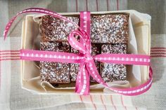 Recipe for chocolate-chip brownies