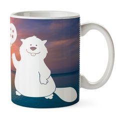 Tasse Biber aus Keramik  Weiß - Das Original von Mr. & Mrs. Panda.  Eine wunderschöne spülmaschinenfeste Keramiktasse (bis zu 2000 Waschgänge!!!) aus dem Hause Mr. & Mrs. Panda, liebevoll verziert mit handentworfenen Sprüchen, Motiven und Zeichnungen. Unsere Tassen sind immer ein besonders liebevolles und einzigartiges Geschenk. Jede Tasse wird von Mrs. Panda entworfen und in liebevoller Arbeit in unserer Manufaktur in Norddeutschland gefertigt.     Über unser Motiv Biber  Biber sind…