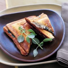Four Cheese Panini  | Food & Wine