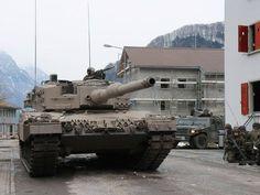 Swiss Pz.87 (Leopard 2A4).