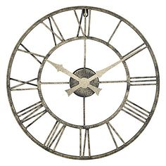 backyard makeover whitehall products solstice thermometer clock antique copper this is an amazon pin locate the item on the websu2026