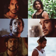 Sayid - One of the best Lost characters!!!!