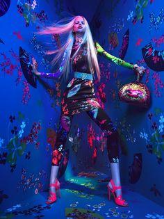 Versace for H / Campaign by Mert Alas & Marcus Piggott