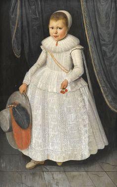 1602 Juan Pantoja de la Cruz Portrait of Anne of Austria 1608 English School Portrait of a child in a whit. Baroque Fashion, Fashion Art, John Everett Millais, School Portraits, Male Portraits, Pregnancy Costumes, 17th Century Fashion, Renaissance, Costumes For Women