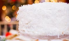 @Home Family - Recipes - @Kenneth Wingard  #CoconutCake | #HallmarkChannel