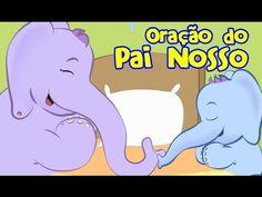 Oração do Pai Nosso - Elefantinho Bonitinho - Música para crianças - YouTube Musicals, Disney Characters, Fictional Characters, Youtube, Family Guy, Pets, 1, Videos, Kids Prayer