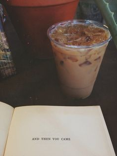 Words and coffee go together hand in hand. #warmerdrink