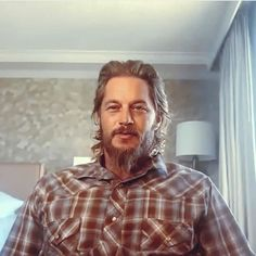 Vikings Travis Fimmel, History Channel, Ragnar, Most Beautiful Man, A Good Man, Jon Snow, Men Casual, Lovers, Guys