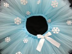 ELSA TUTU by Justwithtulle on Etsy, $32.00