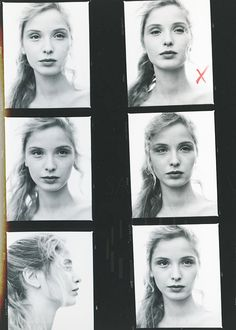 Keyframe | mabellonghetti:      Contact sheets of Julie Delpy...