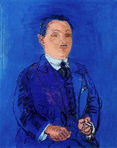 Pierre Geismar, 1932-Raoul Dufy - by style - Naïve Art (Primitivism)
