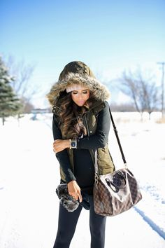 The Sweetest Thing: Casual Snow Day Attire