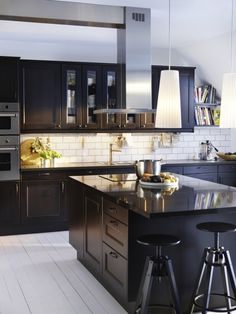 Kitchen White Ikea Cabinets Design, Pictures, Remodel, Decor And Ideas    Page 4