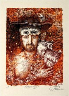 Portrait, Painting, Art, Art Background, Men Portrait, Painting Art, Kunst, Gcse Art, Paintings