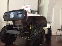 Farmdogg - an electric smart ATV
