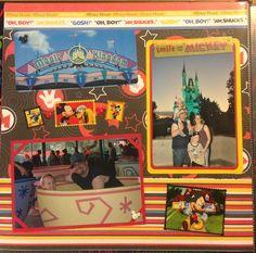 Magic Kingdom - Scrapbook.com