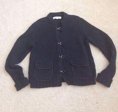 Ann Taylor LOFT Hook & Eye Cardigan Sweater S  | eBay