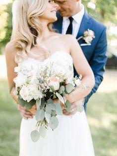 Beautiful Outdoor Wedding | Katie Nicolle Photography | Bridal Musings Wedding Blog 37