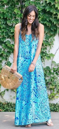 #fall #outfits When You Find A Maxi Dress That Has A Gorgeous Print, Is Long, Has The Best Tassel Detailing On The Back & Gives Back To Animals, Then I Am Sold