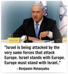 Bless Israel! Pray for Israel