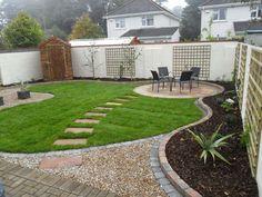 Garden Design Circular Lawns - Circular Lawns YouTube