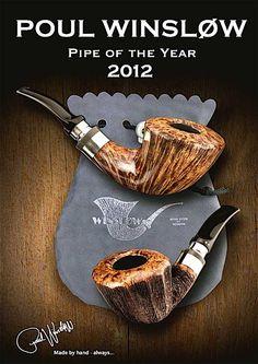 Poul Winsløw Smoking Pipe