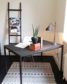 Styling Vasastan stockholm home office