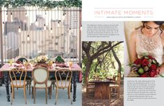 Venue featured in @Utterly Engaged Magazine Thank you @Be Inspired PR and @Sweet Emilia Jane! #uevolume1 #hearttoheart #dtla
