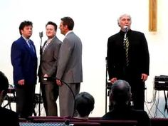 LeFevre Quartet (Amazing Grace That Saved My Soul  The LeFevre Quartet sang this at Grace Bible Fellowship in Tangent, Oregon, on May 16, 2011. This configuration of the quartet consists of Mike LeFevre (baritone), Jeremy Easley (tenor), David Staton (lead), and Mike Allen (bass).