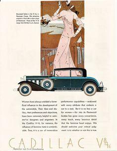 1931 Cadillac V-16 Five-Passenger Coupe