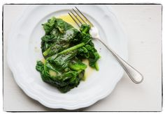 Canal house spinach