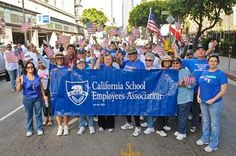 August 9, 1927:  A group of nine men and one woman meet to establish what will become the California School Employees Association.  Today, CSEA is the largest classified school employees union in the U.S., representing more than 215,000 school support staff throughout California.