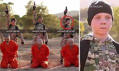 New ISIS video shows British boy executing prisoners in Syria