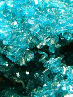 Crystals Aqua