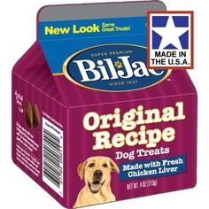 BilJac Liver Treats for Dogs ** For more information, visit image link.