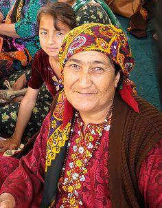 Turkmenistan Faces