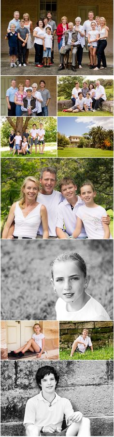 http://jaxdavidsonphotography.com - great posing ideas for large group family photos