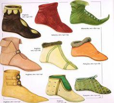 "1100-1199- ""Chaussures""- John Peacock"