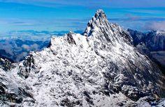 Jaya Wijaya mountain. Papua. Indonesia