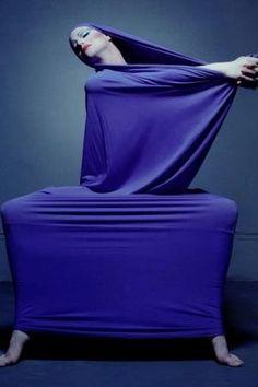 Martha Graham - Lamentation.  A great step forward for modern dance.