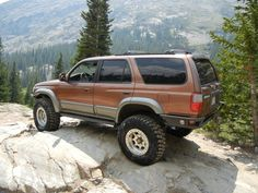 4runner lifted 3rd gen - Google Search