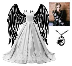 """""""Untitled #164"""" by deanamorris on Polyvore featuring Reception"""