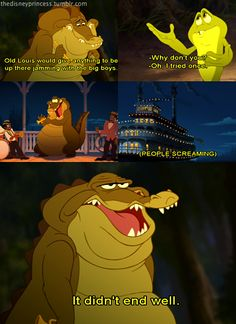 The Princess and The Frog!