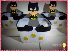 Porta doces Batmann