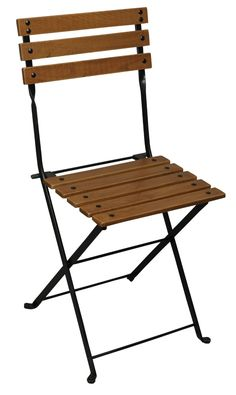 European Chestnut Wood Folding chair and table metal top. made in turkey. Outdoor Chairs, Outdoor Furniture, Outdoor Decor, Wood Folding Chair, Turkey, Metal, Table, Top, Home Decor