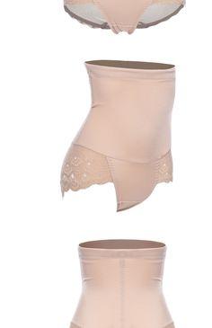 77100f14be7 Women Butt Lifter body Shaper Tummy Plus Size Control Panties Shapewear  Thongs Underwear booty tummy enhancer High Waist Belt