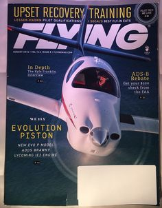 Flying Aviation Magazine Lot Of 2 August October 2016  | eBay