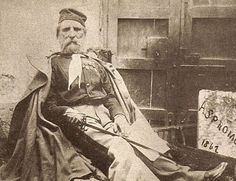 Garibaldi, ferito in Aspromonte